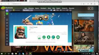 How to download Clash Royale and Clash Of Clans at PC/Windows
