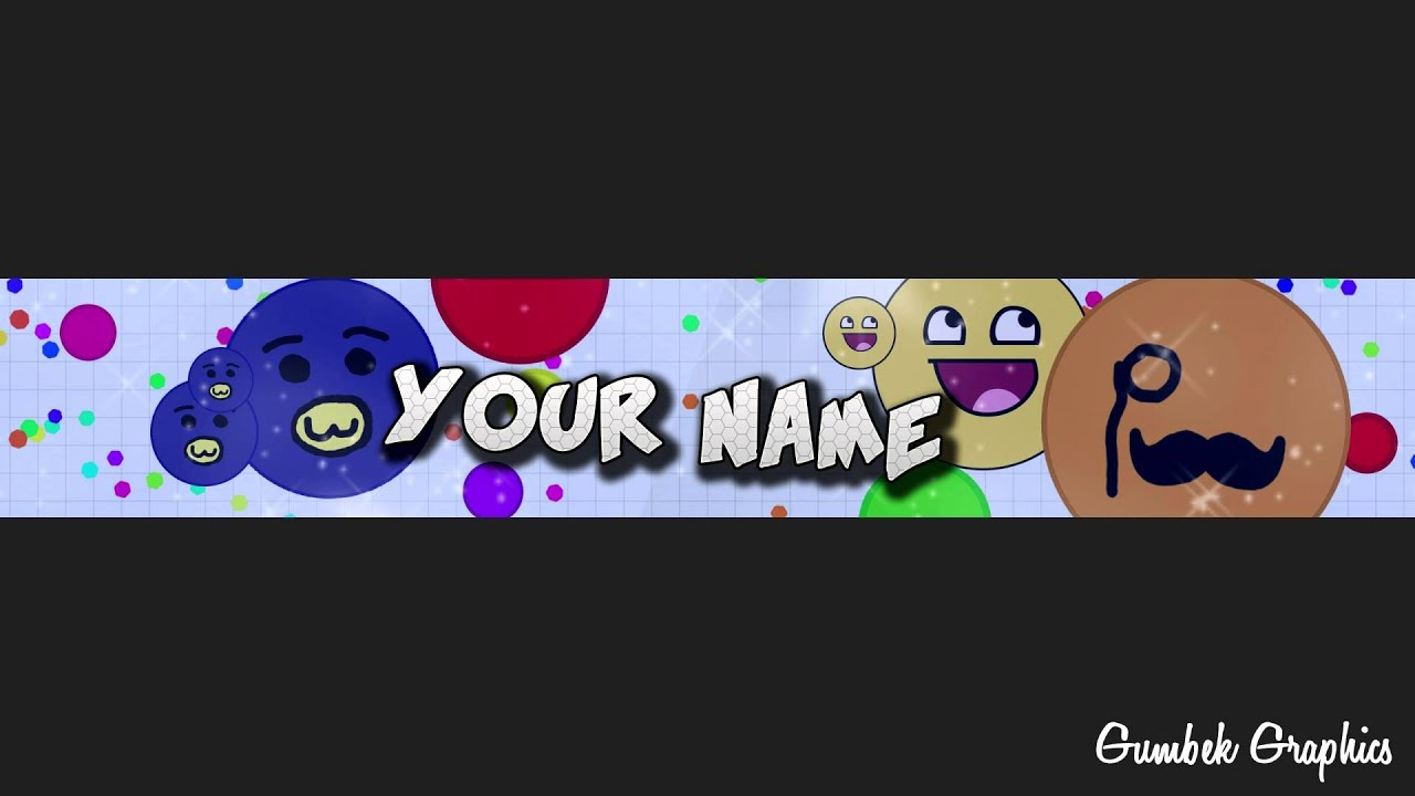 how to make youtube channel art with pixlr