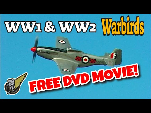 Awesome Warbird Airshow DVD Streaming For FREE - Limited Time