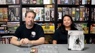 Unboxing of Fireteam Zero Monster Pack D