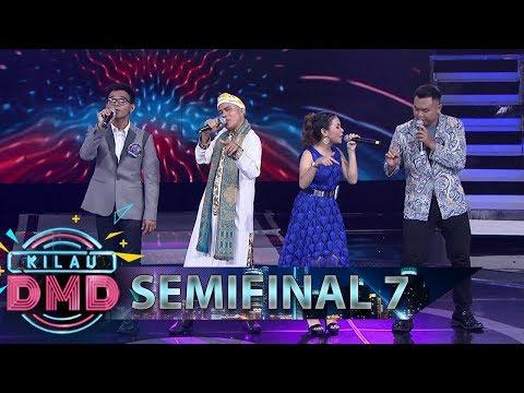 Aduhai Ngeri Sekali! All Finalis Membawakan Lagu Kuda Lumping - Semifinal Kilau DMD (19/4)