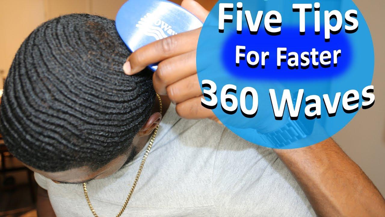 5 Simple Tips For Better People Pictures: Five Easy Tips To Get 360 Waves Faster!