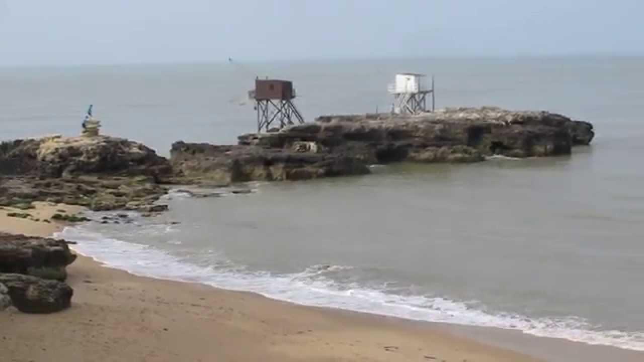 Saint palais sur mer matin calme au platin youtube - Office du tourisme saint palais sur mer ...