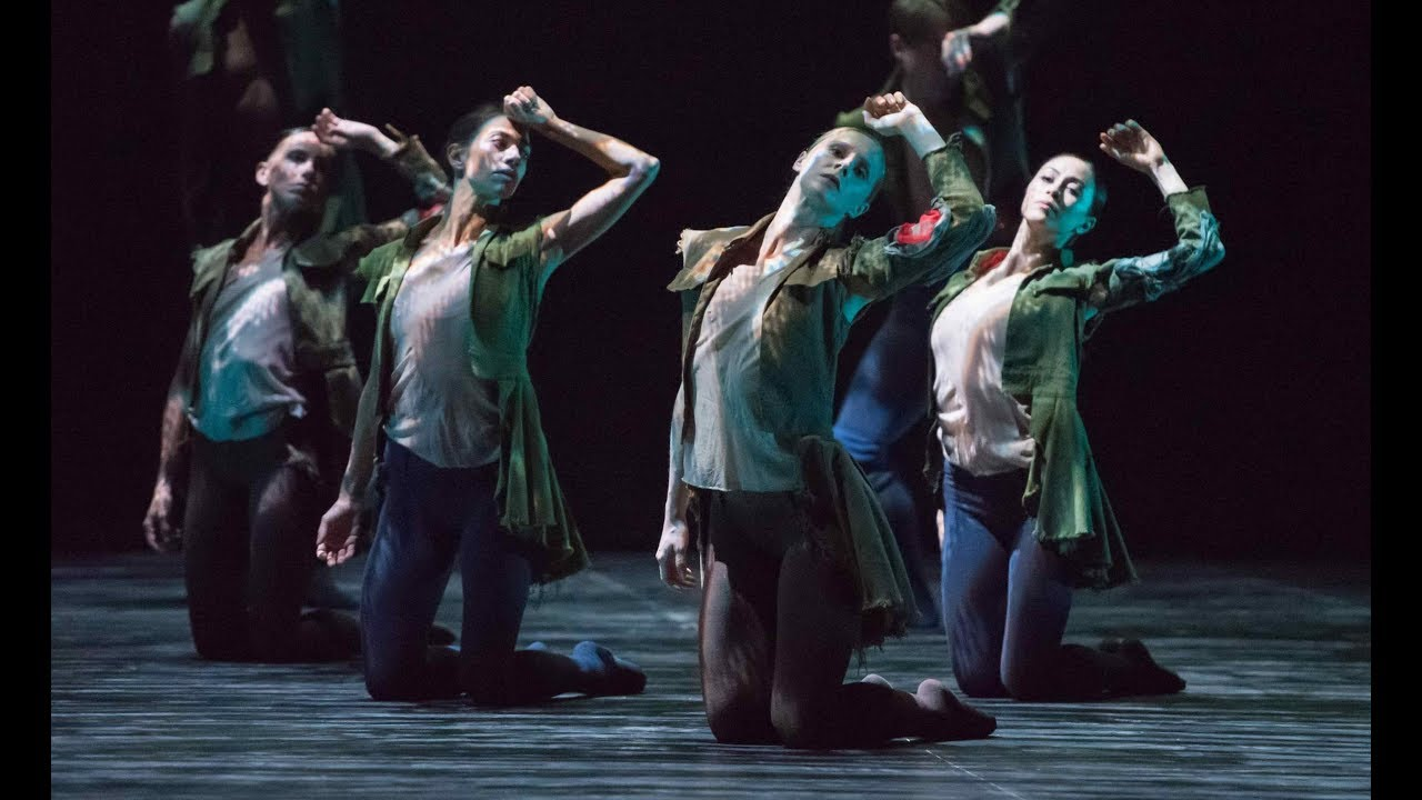 Lest We Forget: Russell Maliphant on Second Breath | English National Ballet