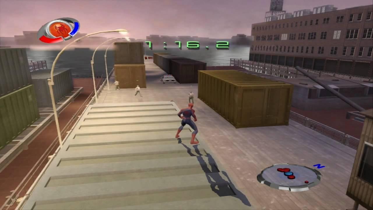 Spider Man 3 PC Games Gameplay