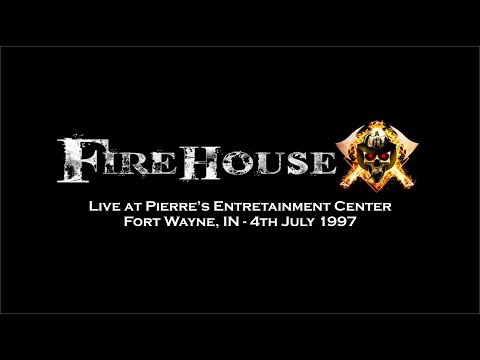 Firehouse - Live at Pierre's Fort Wayne, IN 1997