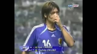 Japan 2 Cameroon 0 Kirin Cup 2007