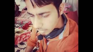 wo hmse khafa hai karaoke cover by vivek pathak | udit narayan & Shreya Ghosal | Tumsa nahi dekha