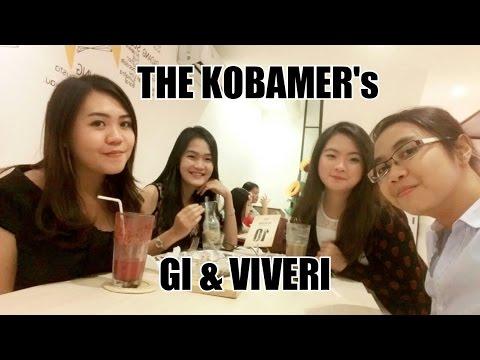 [MINI VLOG] : The Kobamer's at Grand Indonesia & VIVERI Coffee Shop