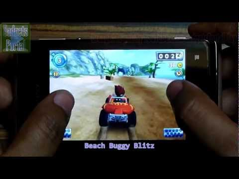 #9 Best RACING GAMES for entry level Android phones 2013 ft Sony Xperia E Dual