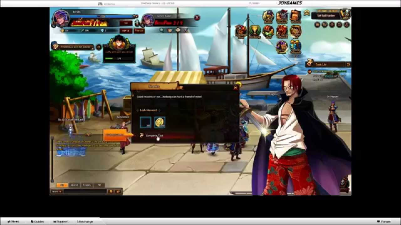 0f98e71b69c One Piece Online 2 Pirate King Gameplay #Browser Game# - YouTube