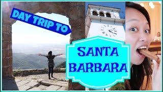 Video Santa Barbara Vlog! Food, Castle Ruins & More! download MP3, 3GP, MP4, WEBM, AVI, FLV Mei 2018