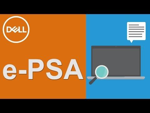 Diagnósticos Dell ePSA - Cómo usarlo para resolver problemas