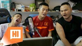 FAPtv Thái Vũ - Vinh Râu - Huỳnh Phương cover Những Bức Tranh Màu - OST phim Là Anh