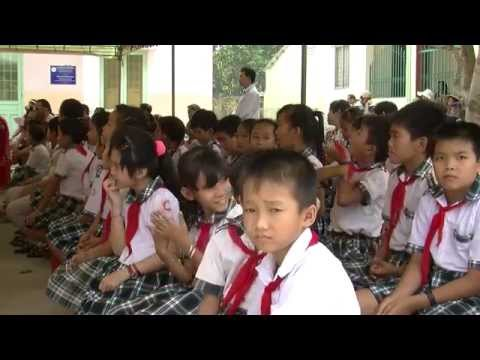 YMCA International Services Helps Build School in Vietnam