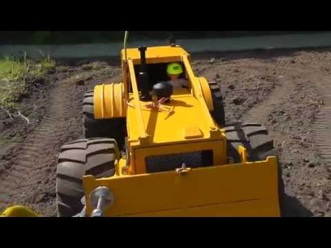RC CONSTRUCTION, RC MACHINES ON TOUR
