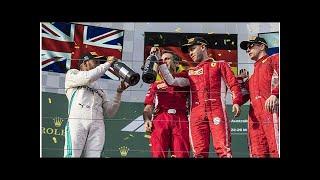 Mercedes discovers true cause of Hamilton