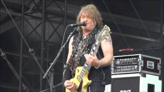 Gamma Ray - Rebellion In Dreamland (Live - Graspop Metal Meeting 2014 - Dessel - Belgium)