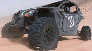 Scosche Can-Am Maverick X3 X rs Turbo R at King of the Hammers 2018
