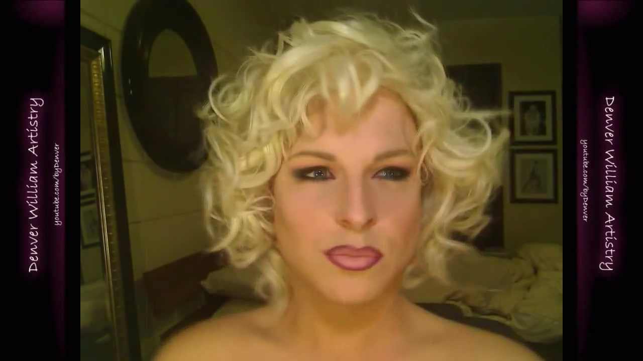 Makeup Tutorial For A Drag Queen And Hot Girls - Youtube-3418