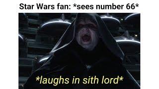 Star Wars Memes #34