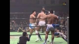 Pro Wrestling NOAH tag team match - 2005.12.4 佐々木健介&中嶋勝彦VS...