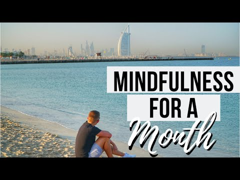 I Tried Mindfulness For A Month | Here's What Happened