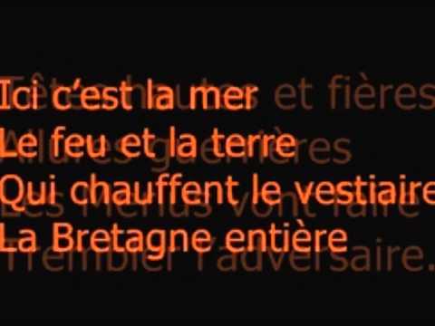 Hymne du FC Lorient ( Paroles )