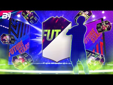 100K FIFA POINTS ON FUTURE STARS PACKS! | FIFA 19 ULTIMATE TEAM PACK OPENING!