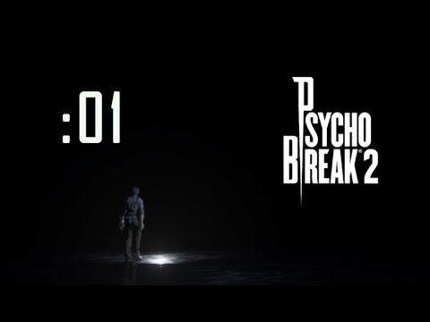 さっくり進めるサイコブレイク2(日本語版):01
