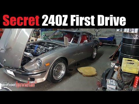 Builds: Secret Datsun 240Z First Driving Impressions (The Z Shop)   AnthonyJ350