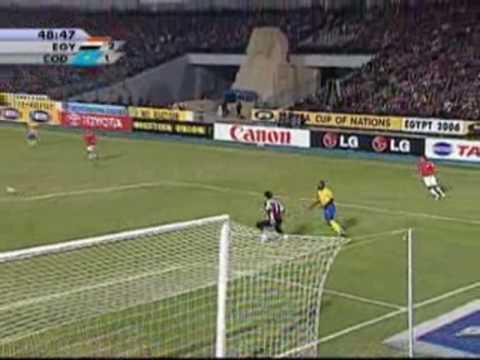 Egypt - Congo DR : Quarter Final