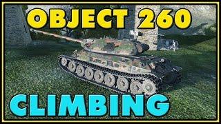 World of Tanks | Climbing - Object 260 - 8 Kills - 9.4K Damage