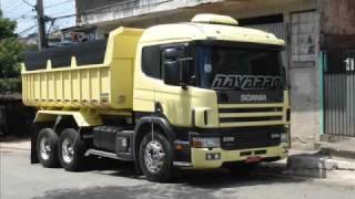 caminhões caçamba (gordo)