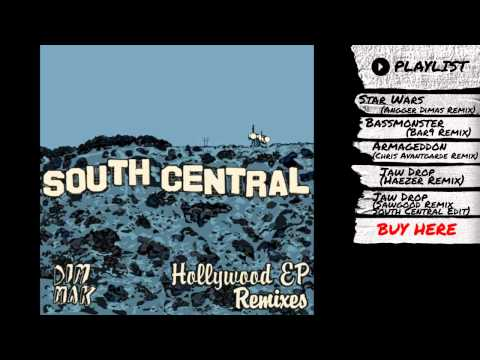 """South Central - """"Hollywood EP (Remixes)"""" (Audio)   Dim Mak Records"""