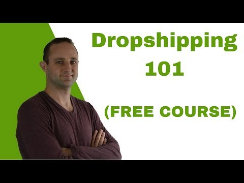 How To Drop Ship With Shopify & Aliexpress (Free Course)