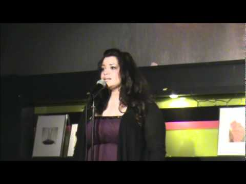 Loving You from the Musical PASSION sung by Adrienne Lovette