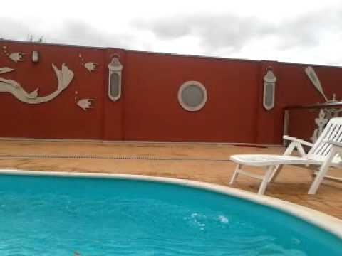 Decoracion para piscinas y jardin youtube for Decoracion jardin piscina