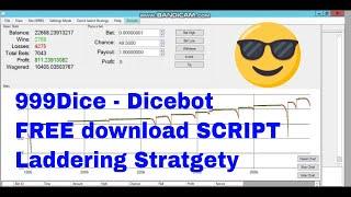 Script dicebot dogecoin