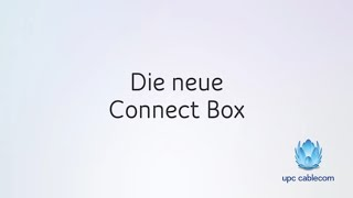 Unboxing Connect Box