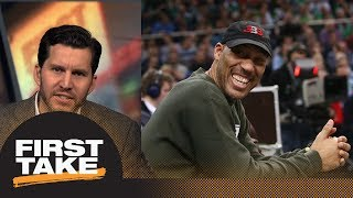 Will Cain says LaVar Ball matters to media: Here's why | First Take | ESPN