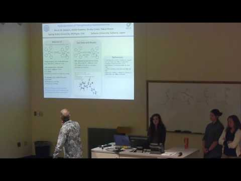 Natural Science Seminar - September 16, 2016