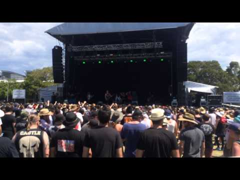 Nonpoint Alive And Kicking Soundwave Sydney 2015