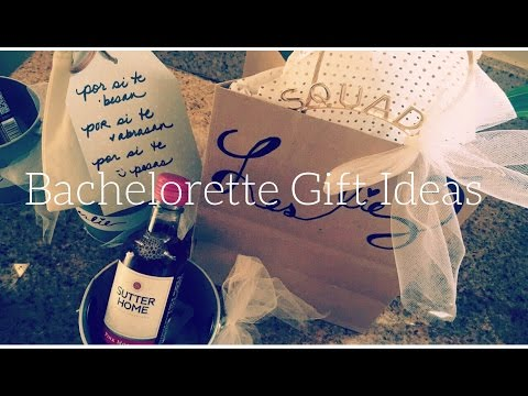 DIY- Bachelorette Gift Ideas