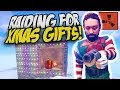 AWESOME EOKA RAIDING FOR CHRISTMAS GIFTS! - Rust Solo Survival Gameplay