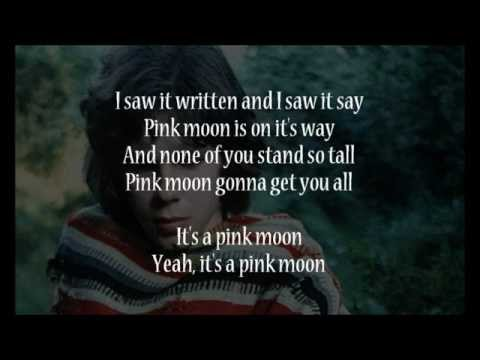 Nick Drake - Pink Moon (Lyrics)