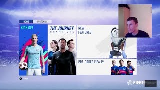 PLAYING THE FIFA 19 DEMO!! (FIFA 19) (LIVE STREAM)