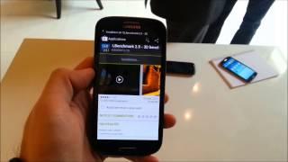 Tests SFR 4G LTE