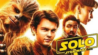 Should We Even be Excited for the New Han Solo Movie? (New Poster Revealed) -Star Wars Explained
