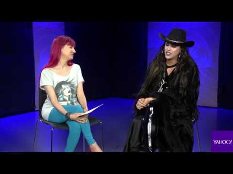 Adore Delano interview for Yahoo Music Facebook Live (07/24/17)